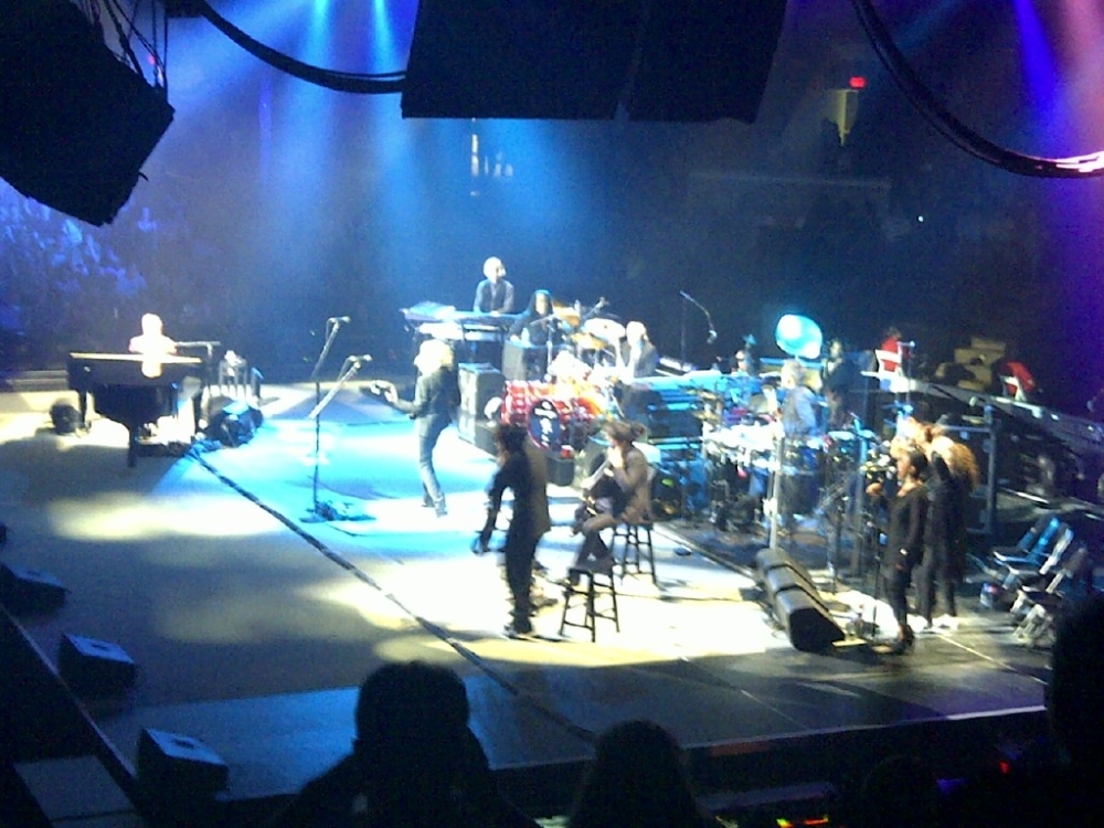 Our Elton John Concert ticket winners, Fred and Judy Bournay, shared their experience with us!
