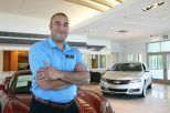 New Car Sales Manager Jason Sellers